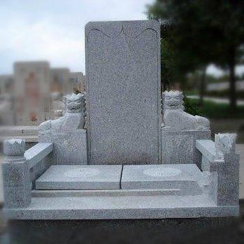 阴宅风水之坟地立墓碑有什么讲究